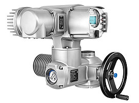 Variable speed actuators SAV and SARV with ACV
