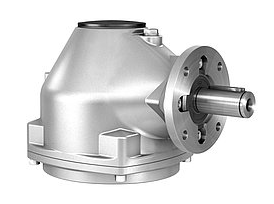 Spur gearboxes GK