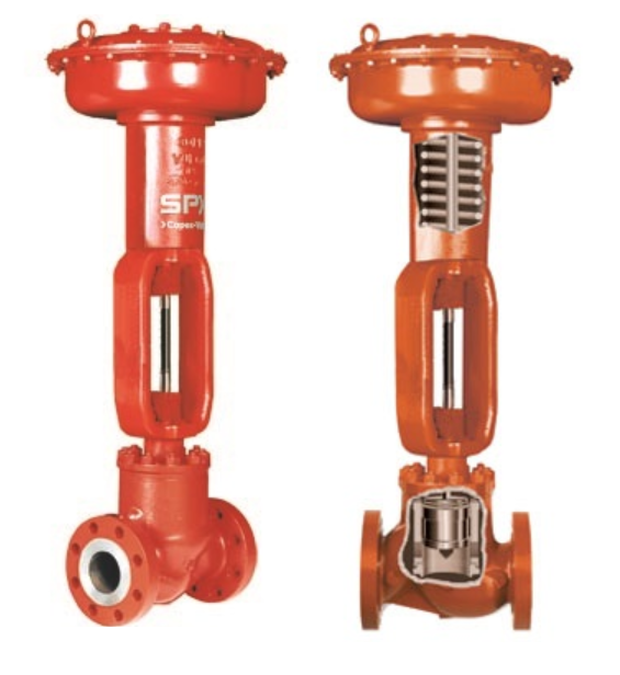 General Service Control Valves