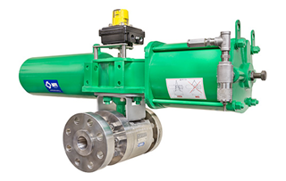 Trunnion Metal Seated Ball Valves